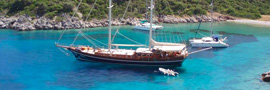 Blue Cruise from Bodrum