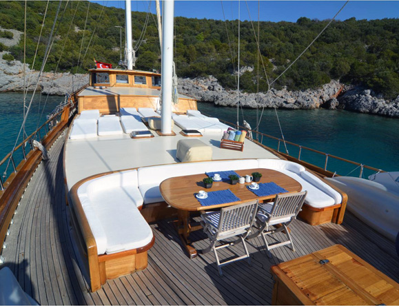We offer a comprehensive Yacht Sales service in Turkey
