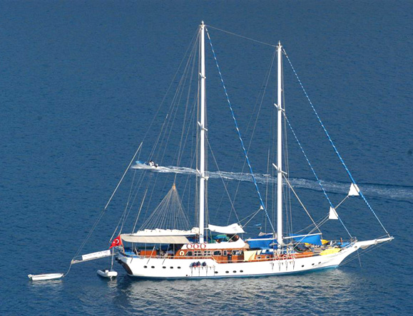 Purchase a yacht in Bodrum with Zephyria Yachting