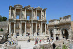 Yacht charter from Bodrum with land tours of the magnificent Ephesus